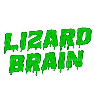 Slime logo - Lizard Brain