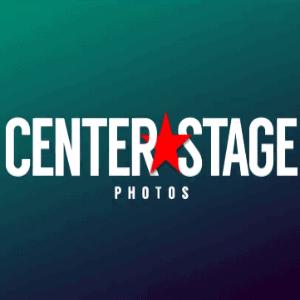 Video logo - Center Stage Photos