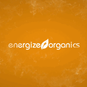 Video logo - Energize organics