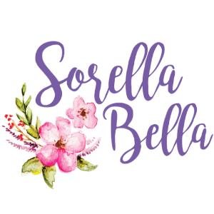 Watercolor logo - Sorella Bella