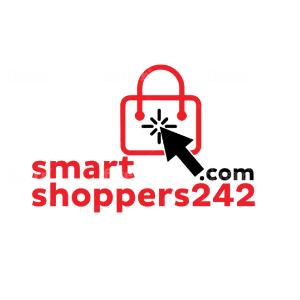Website logo - smartshoppers242.com