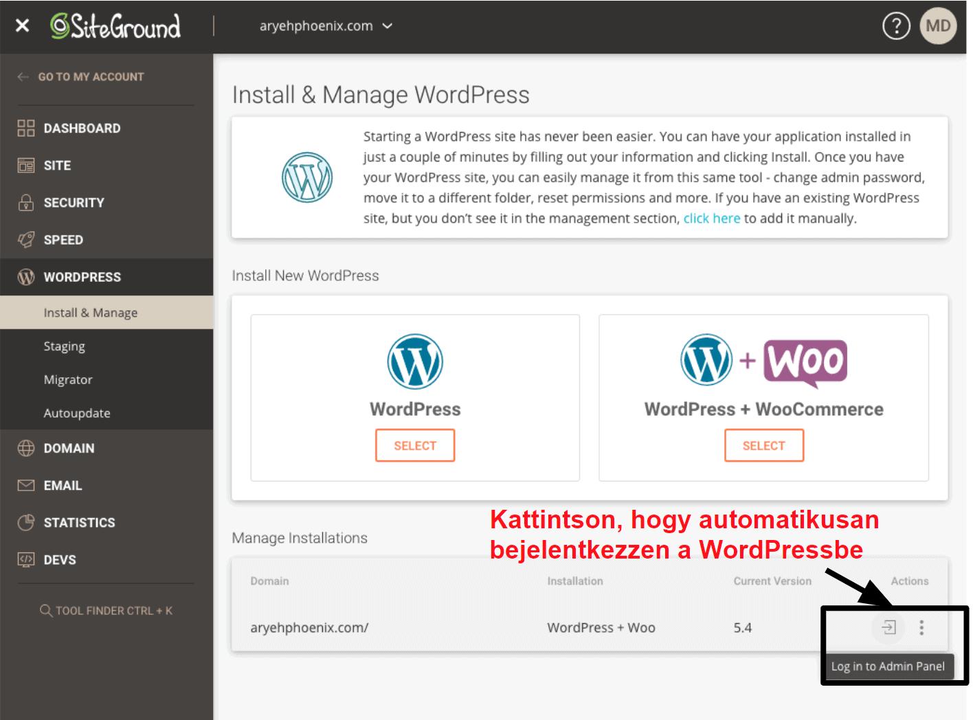Weboldal készítése 2020-ban: teljes útmutató lépésről lépésre