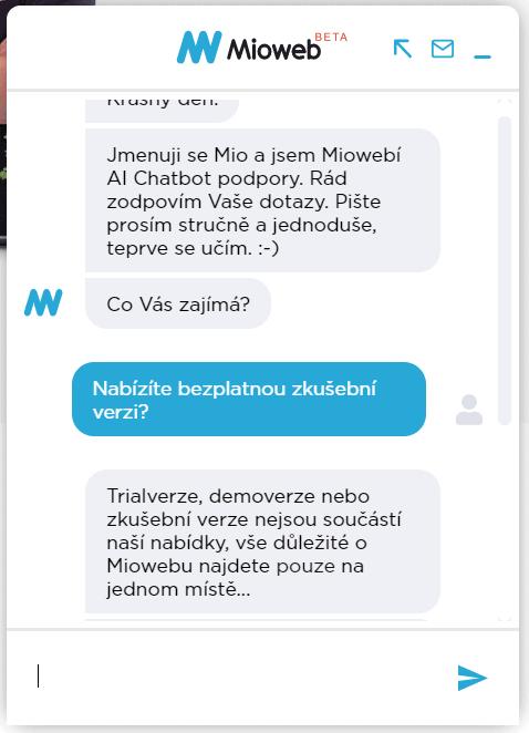 Mioweb Customer Support