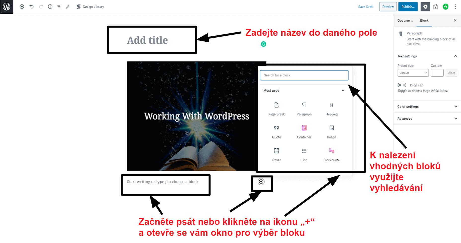 Jak vytvořit web v roce 2021: Kompletní podrobný návod