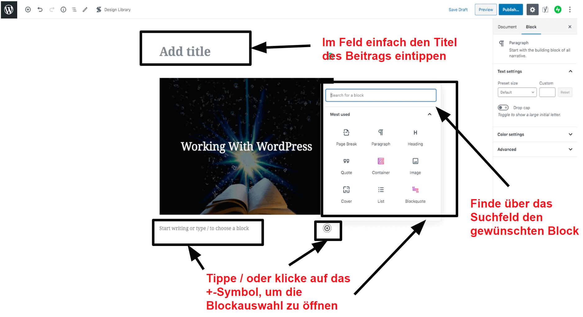 Wie man 2021 eine Website erstellt: Schritt-für-Schritt-Anleitung
