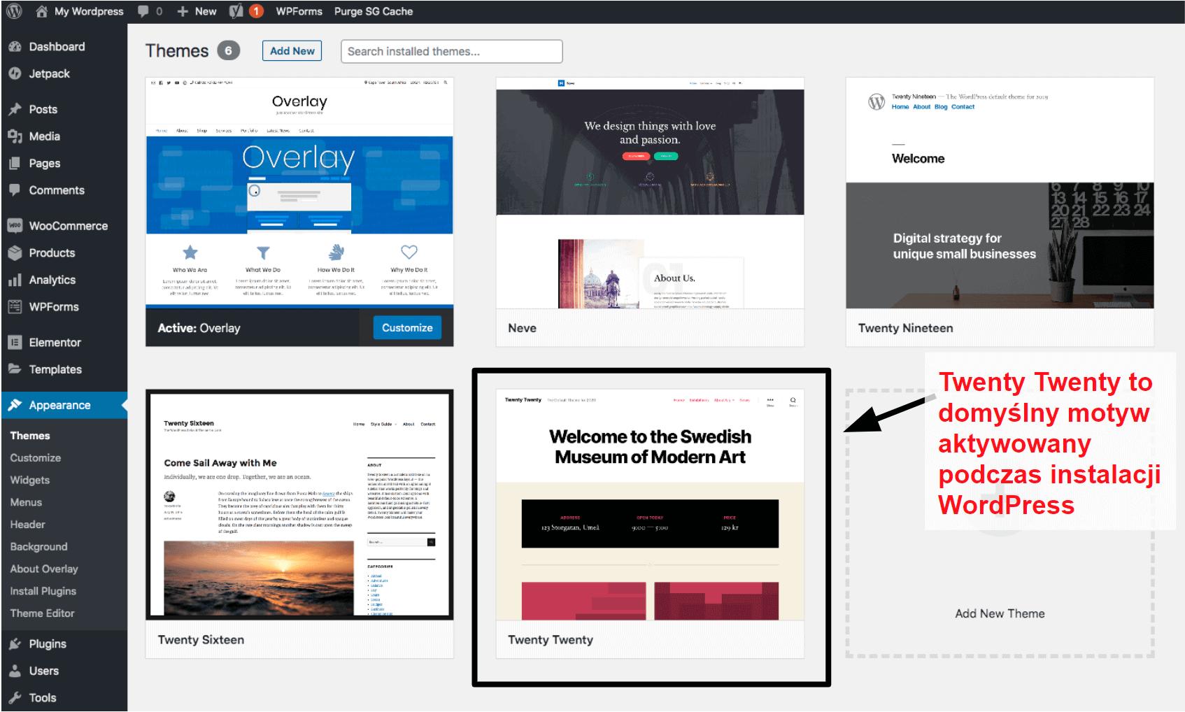 Jak stworzyć witrynę w 2020: Kompletny poradnik krok po kroku