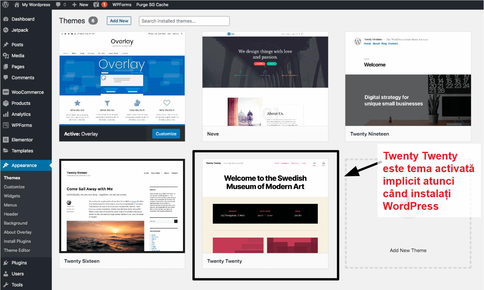 Cum construiți un website în 2021: Ghid complet pas-cu-pas