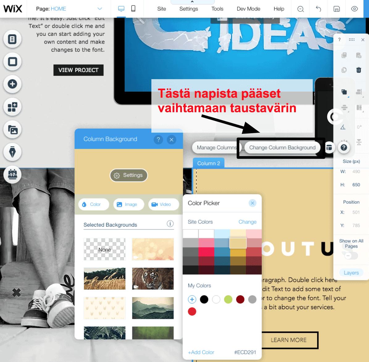 Website Planet – Ratkaisut kaikkiin verkkosivujen tarpeisiin