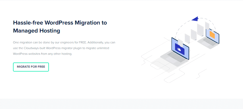 Hassle-free WordPress migration