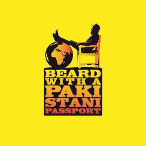 Blog logo - Beard with a Pakistani Passport