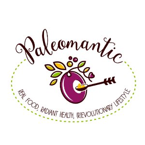 Blog logo - Paleomantic