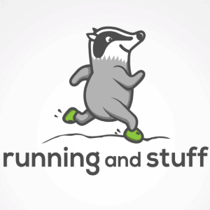 Blog logo - running and stuff