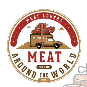 Blog logo - Meat around the world