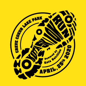 Event logo - Okota 5k/10k Run