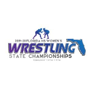 Event logo - Florida HS Women's Wrestling State Championships