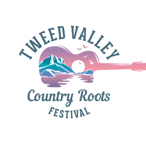 Event logo - Tweed Valley Country Roots Festival