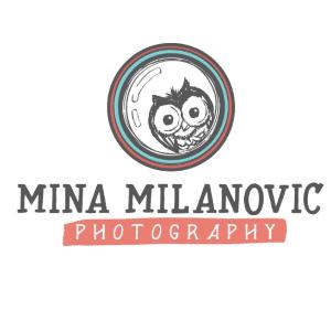 Personal logo - Mina Milanovic Photography